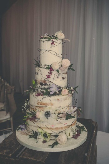 Funky Cakes And Wedding Cakes Unique Weddings Luxury Accommodation Dunmore Gardens Donegal